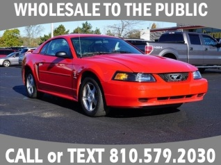 Ford Mustang Deluxe Coupe For Sale In Grand Blanc Mi