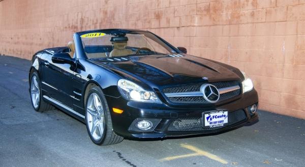 2011 Mercedes-Benz SL in Falls Church, VA