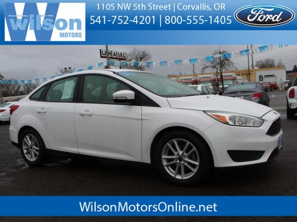 2016 Ford Focus in Corvallis, OR