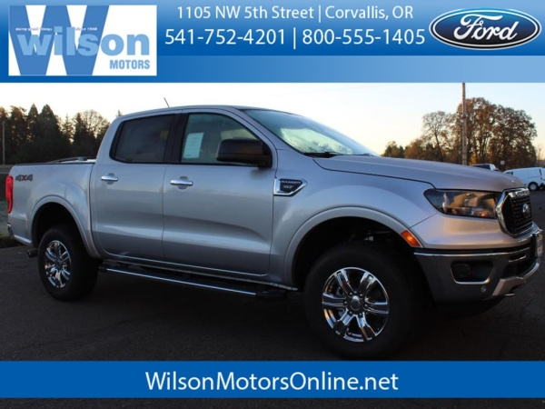 2019 Ford Ranger in Corvallis, OR