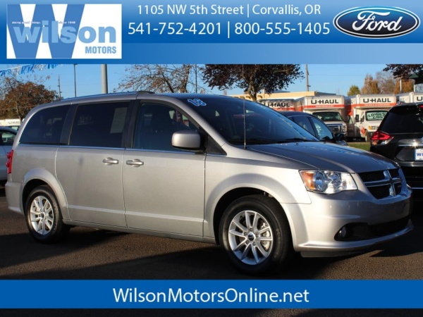 2018 Dodge Grand Caravan in Corvallis, OR