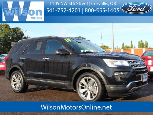 2019 Ford Explorer in Corvallis, OR