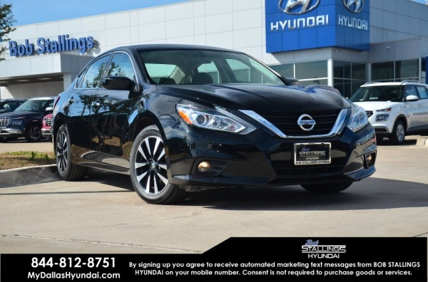 2018 Nissan Altima in Dallas, TX