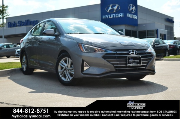 2020 Hyundai Elantra in Dallas, TX