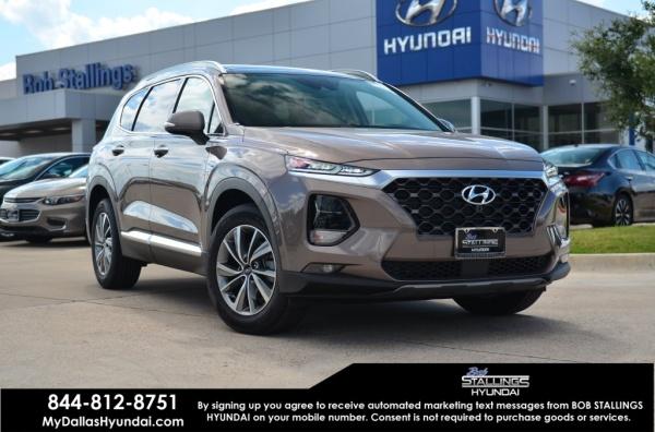 2019 Hyundai Santa Fe in Dallas, TX
