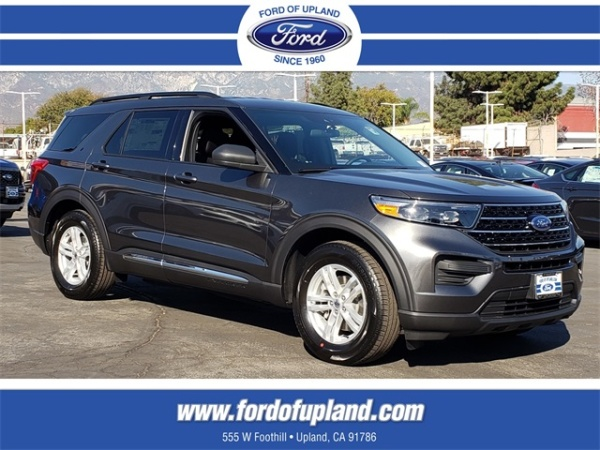 2020 Ford Explorer in Upland, CA