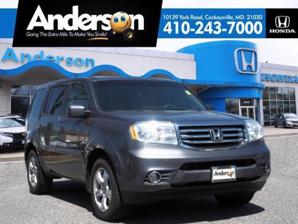 2013 Honda Pilot in Cockeysville, MD