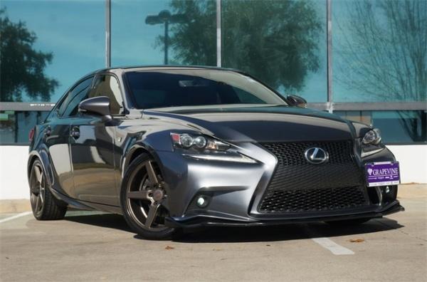 2015 Lexus IS in Grapevine, TX