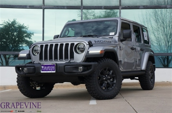 2019 Jeep Wrangler in Grapevine, TX