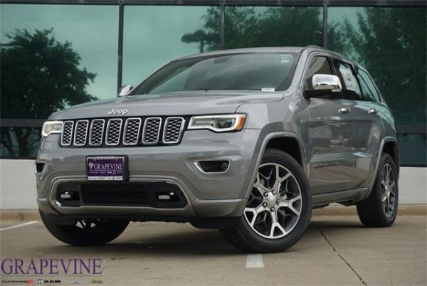 2020 Jeep Grand Cherokee in Grapevine, TX