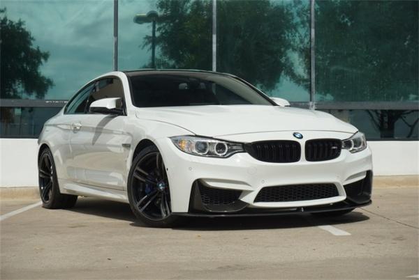 2016 BMW M4 in Grapevine, TX