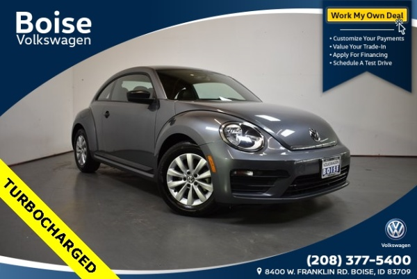 2017 Volkswagen Beetle in Boise, ID