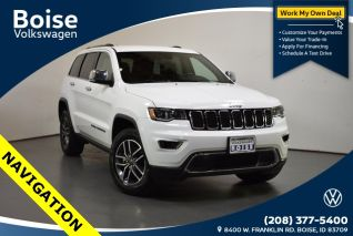 Used Jeep Grand Cherokees For Sale In Boise Id Truecar