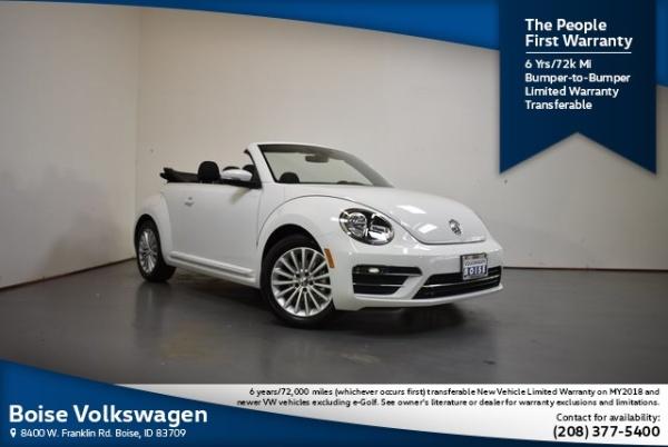 2019 Volkswagen Beetle in Boise, ID