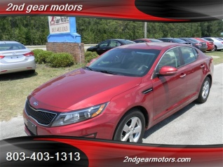 Used 2014 Kia Optima LX For Sale In Lugoff, SC