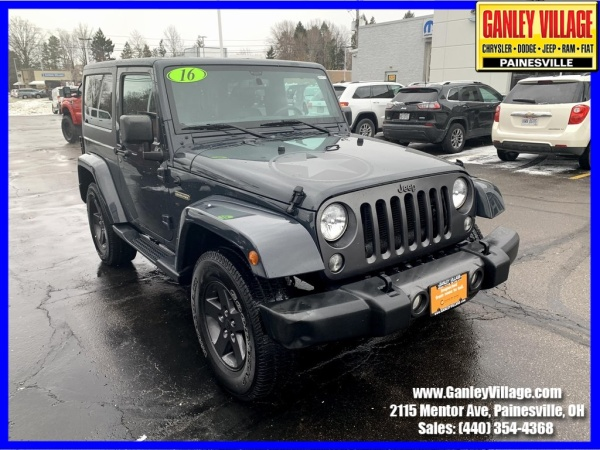 2016 Jeep Wrangler in Painesville, OH