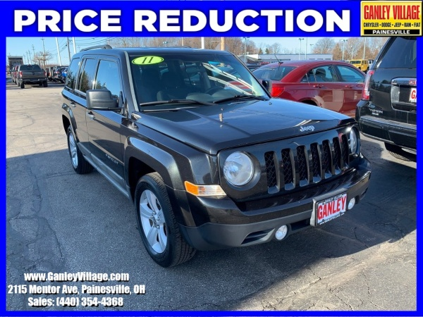 2011 Jeep Patriot in Painesville, OH