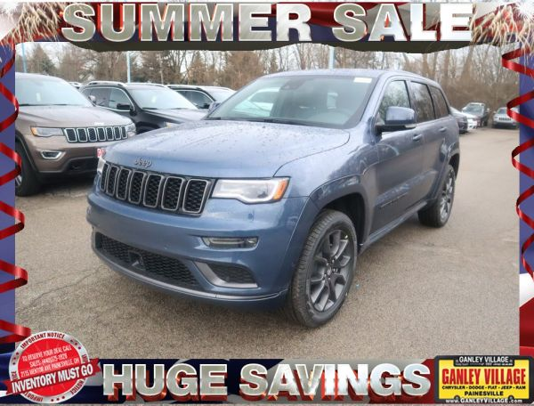 2020 Jeep Grand Cherokee in Painesville, OH