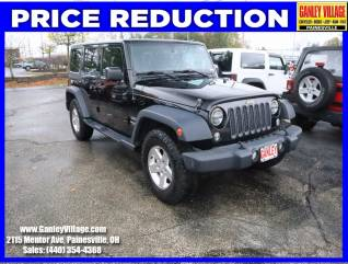Used Jeep Wranglers For Sale In Cleveland Oh Truecar
