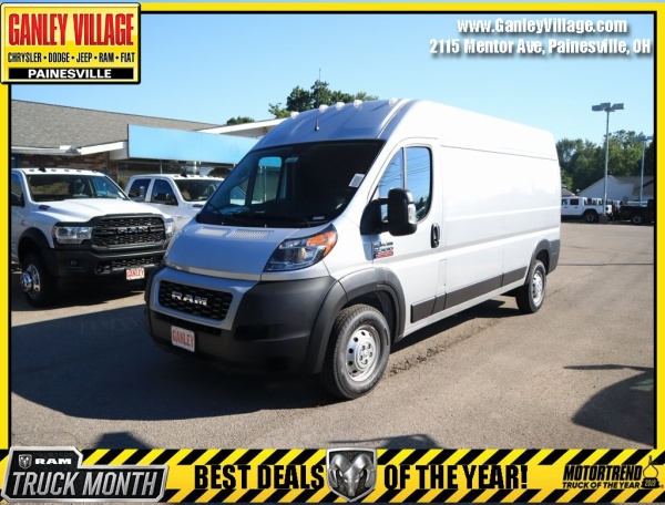2020 Ram ProMaster Cargo Van in Painesville, OH