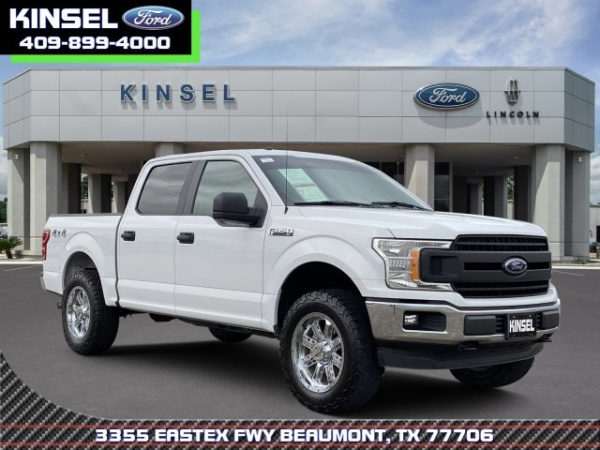 2018 Ford F-150 in Beaumont, TX