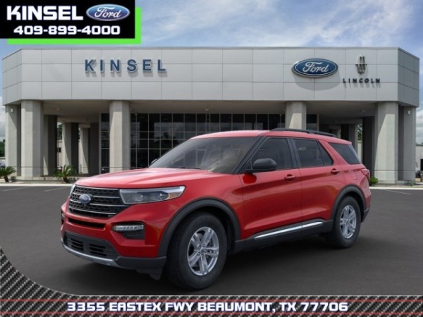 2020 Ford Explorer in Beaumont, TX