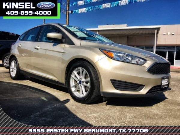 2018 Ford Focus in Beaumont, TX