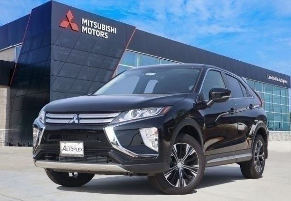 2019 Mitsubishi Eclipse Cross in Lewisville, TX