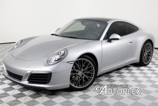 2017 Porsche 911 in Lewisville, TX