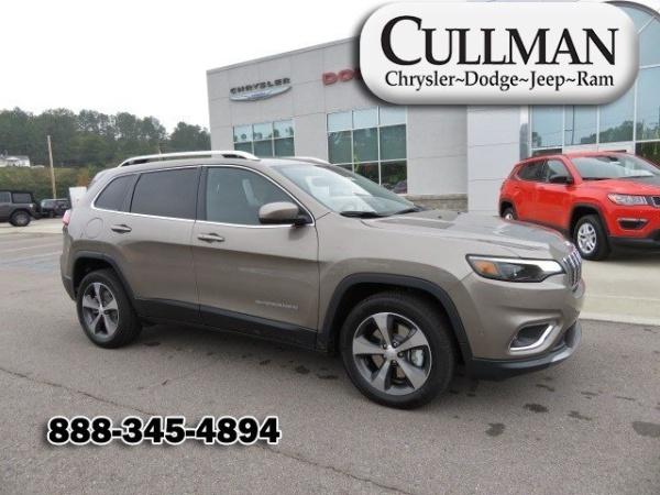 2019 Jeep Cherokee in Cullman, AL