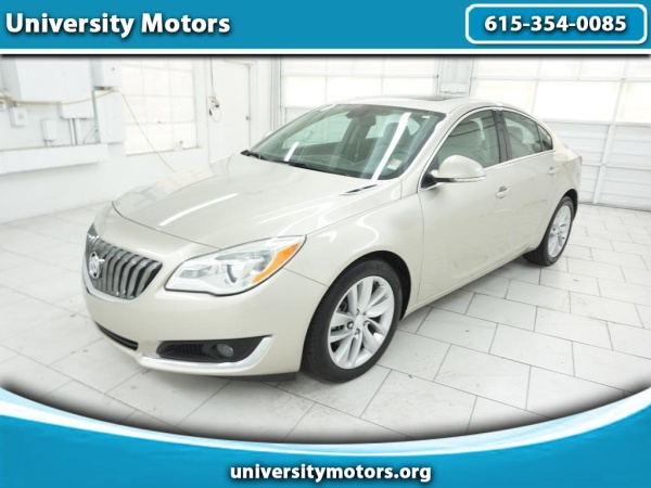Used Buick Regal For Sale In Clarksville, TN