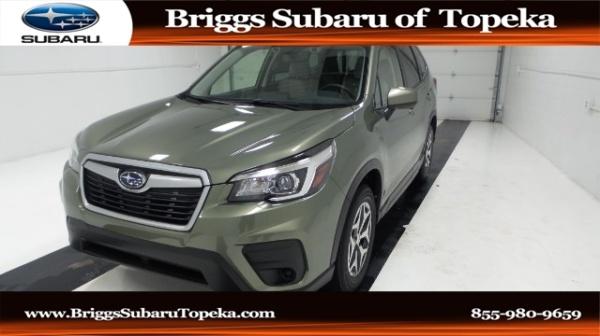 2020 Subaru Forester in Topeka, KS