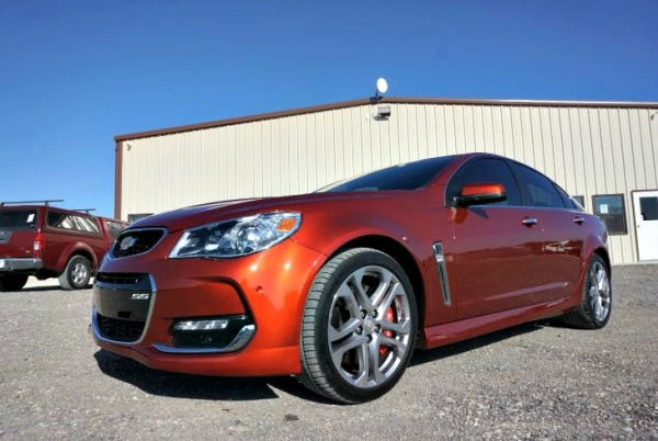 2016 Chevrolet SS in Dripping Springs, TX