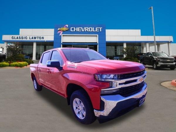 2019 Chevrolet Silverado 1500 in Lawton, OK