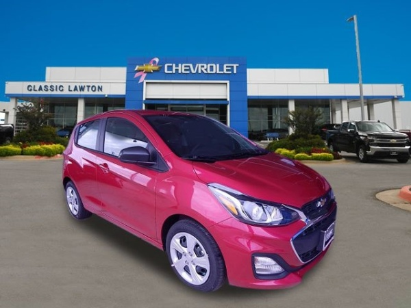 2020 Chevrolet Spark in Lawton, OK