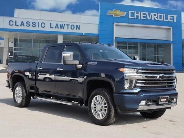 2020 Chevrolet Silverado 2500HD in Lawton, OK