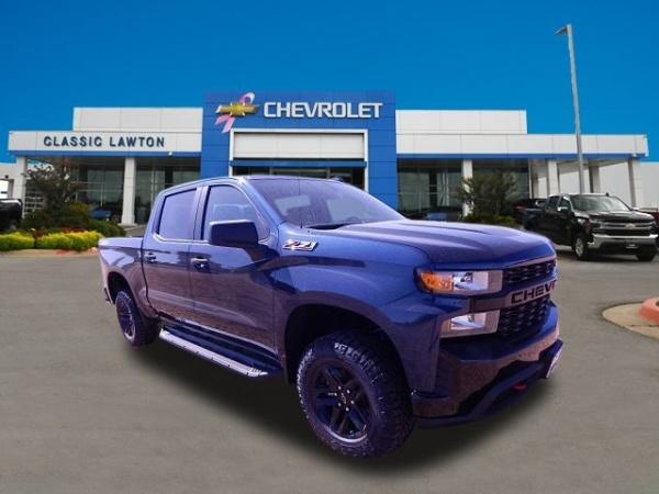 2020 Chevrolet Silverado 1500 in Lawton, OK
