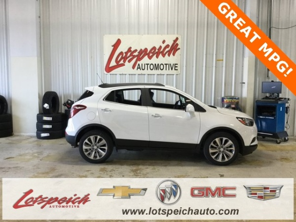 2020 Buick Encore in Warrensburg, MO