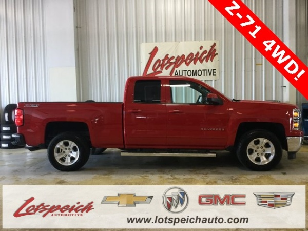 2015 Chevrolet Silverado 1500 in Warrensburg, MO