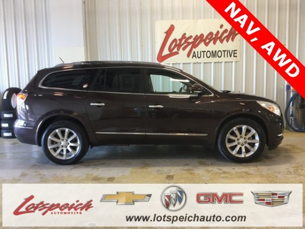 2015 Buick Enclave in Warrensburg, MO