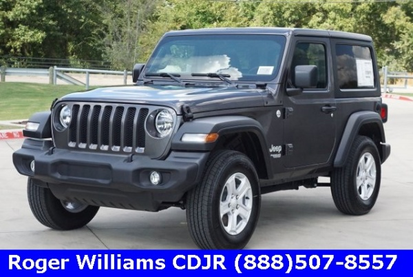 2020 Jeep Wrangler in Weatherford, TX