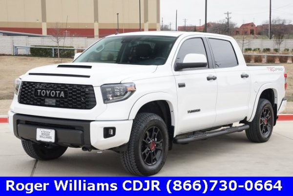 2019 Toyota Tundra in Weatherford, TX