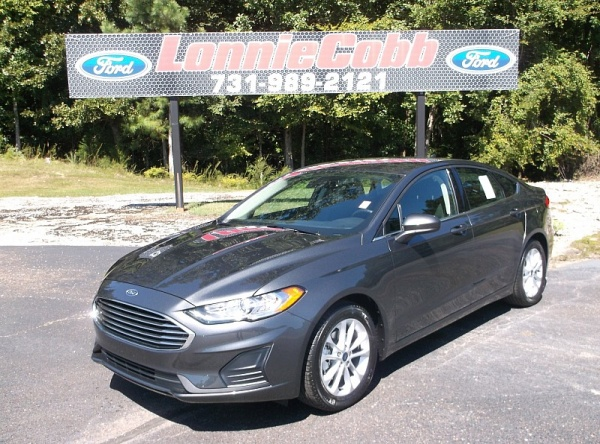 2020 Ford Fusion in Henderson, TN