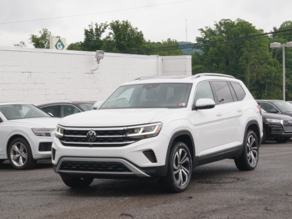 2021 Volkswagen Atlas in Clarksburg, WV