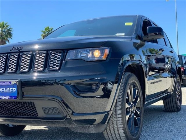 2020 Jeep Grand Cherokee in Buena Park, CA