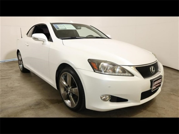 2011 Lexus  IS 250C