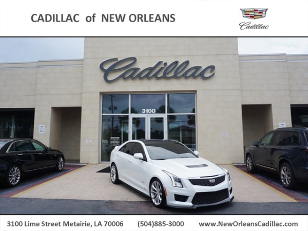 2016 Cadillac ATS-V in Metairie, LA