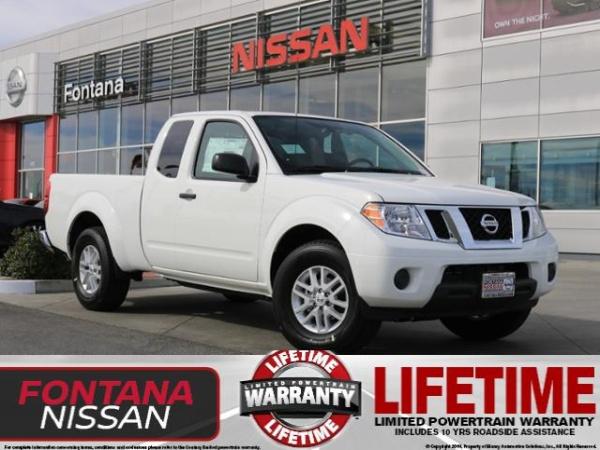 2019 Nissan Frontier in Fontana, CA