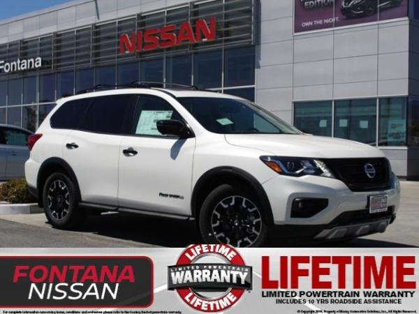 2019 Nissan Pathfinder in Fontana, CA