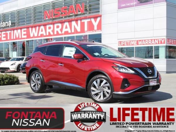 2020 Nissan Murano in Fontana, CA